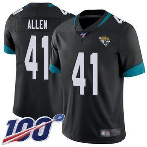 Jaguars Josh Allen 100th Season Jersey